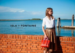 Isla Fontaine _campaign SS18