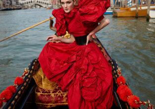 Harper's Bazaar Arabia: Bella Moda