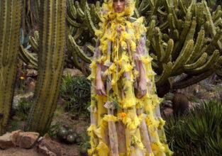 Harper's Bazaar Arabia: Garden of Eden