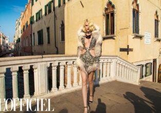 L'Officiel: The Secret of Venice